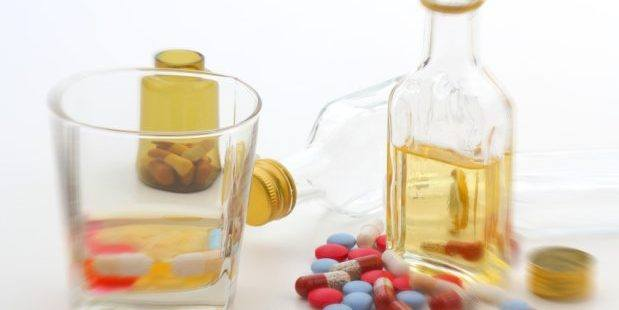 Alkohol og penicillin