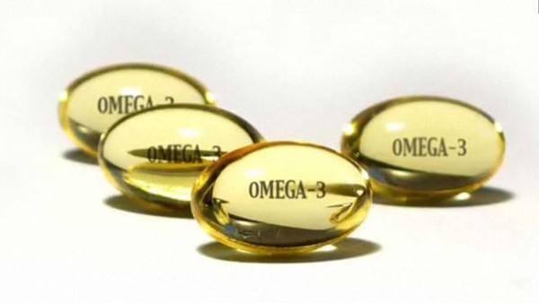 omega 3 piller