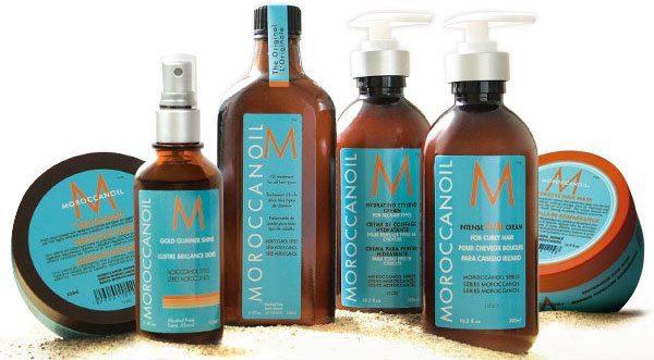 marokkansk olie til håret
