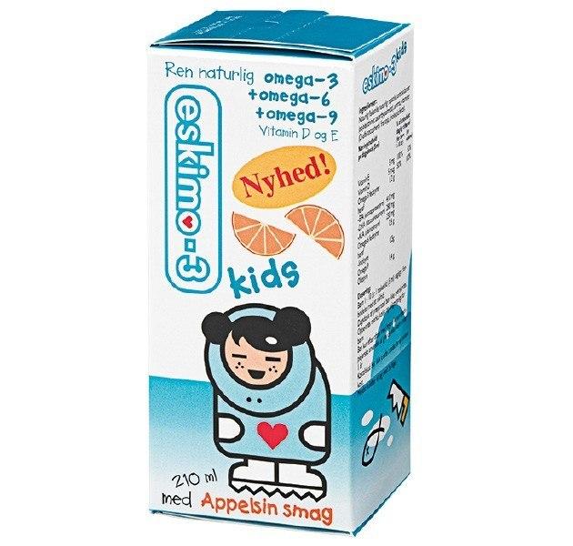eskimo 3 kids billede produkt