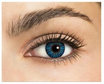farvede kontaktlinser uden styrke