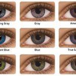 Farvede kontaktlinser – Guide Sådan vælger du