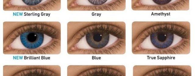 744c1fe6d764 Farvede Linser - Sådan vælger du farvede linser  Video Guide