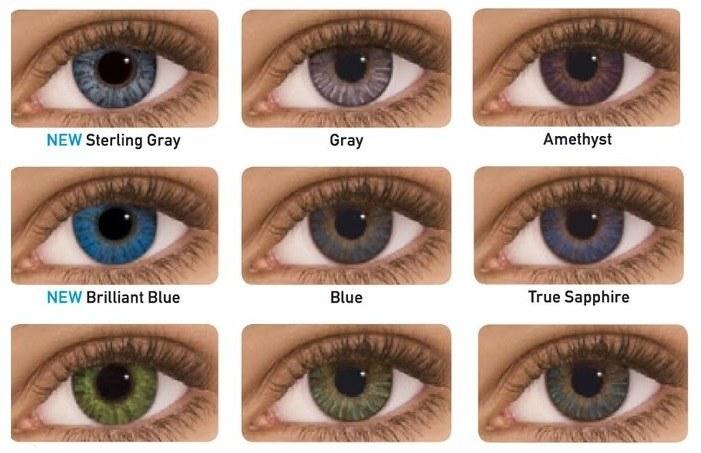 b11911cdb Farvede Linser - Sådan vælger du farvede linser [Video Guide]