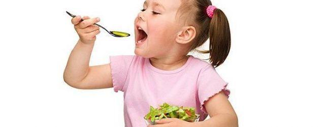 fiskeolie til børn og baby