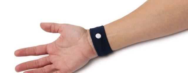 armbånd og plaster mod køresyge