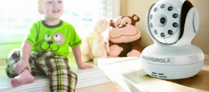 babyalarm test billede