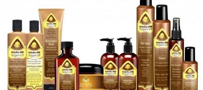bedste argan shampoo