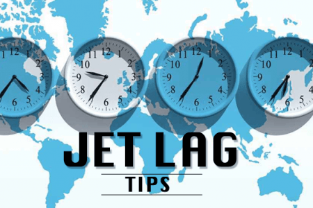 ultimativ jetlag guide