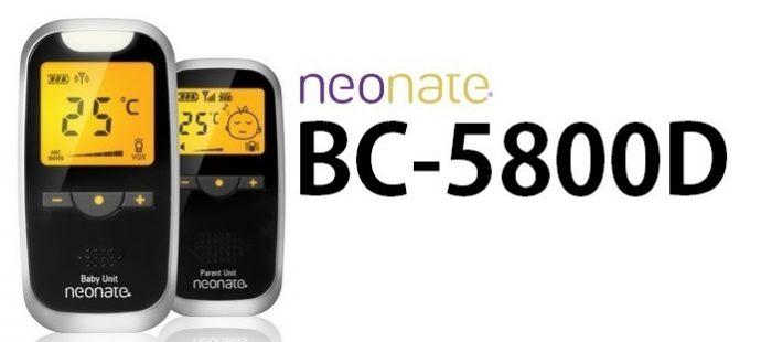 Neonate BC 5800D babyalarm
