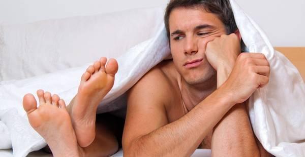 hvor ofte har mænd erektioner
