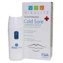 virulite forkølelsessår