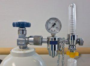 Hovedpine-oxygen-lindring