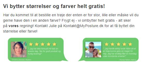 anmeldelse på Trustpilot