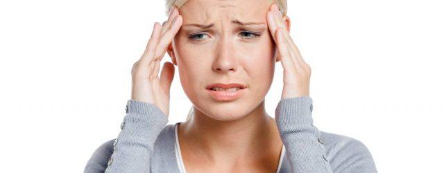 hovedpine i tinding