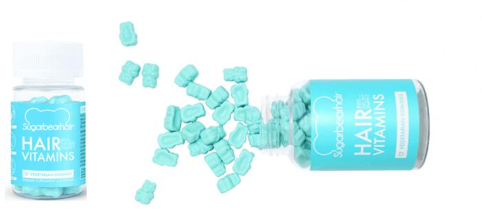 anmeldelse af sugarbearhair produktet