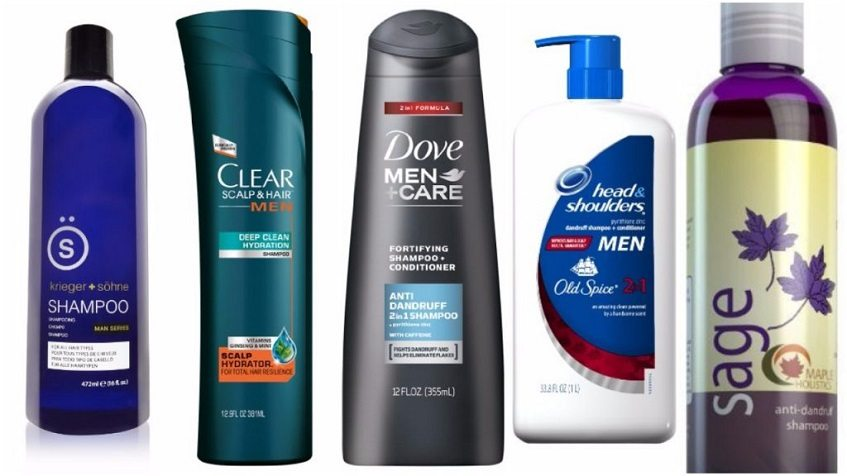 bedste shampoo mod skæl