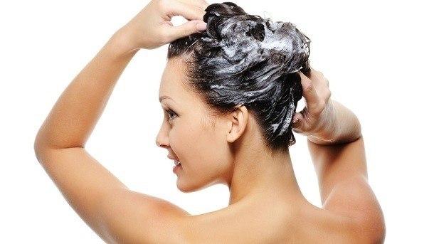 skæleksem og shampoo