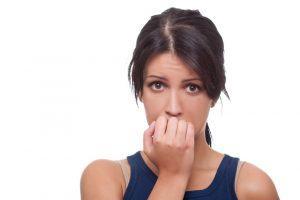 bekymret for svampeinfektion