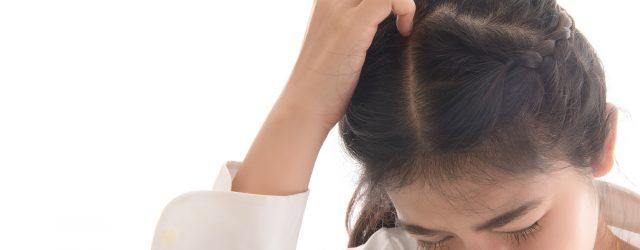 kløende hårbund eddike