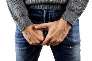 svamp på penis
