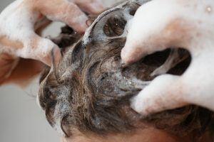 shampoo mod svamp i hovedbunden
