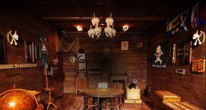 Clockedin Room