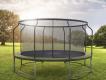 anmeldelse af 12 trampoliner